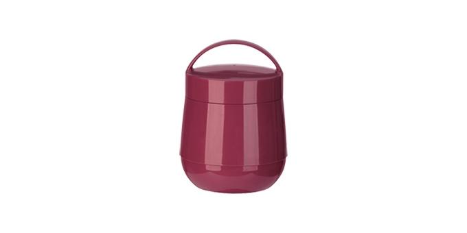 TESCOMA termoska na potraviny FAMILY 1.0 l, červená