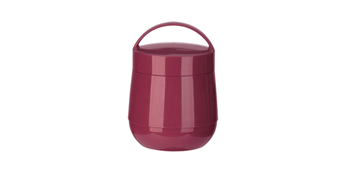 TESCOMA termoska na potraviny FAMILY 1.4 l, červená
