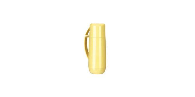 TESCOMA termoska s hrníčkem FAMILY PASTEL 0.15 l, žlutá