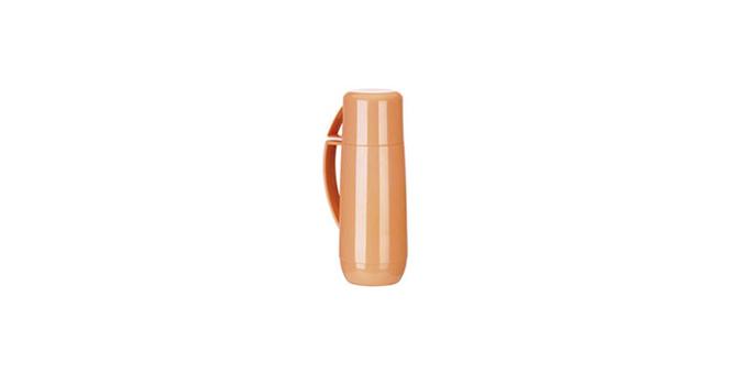 TESCOMA termoska s hrníčkem FAMILY PASTEL 0.15 l, oranžová