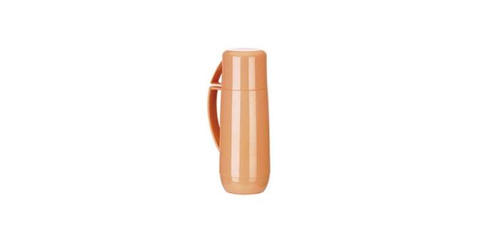 TESCOMA termoska s hrníčkem FAMILY PASTEL 0.5 l, oranžová