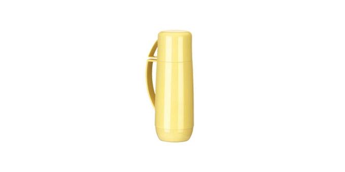 TESCOMA termoska s hrníčkem FAMILY PASTEL 0.75 l, žlutá