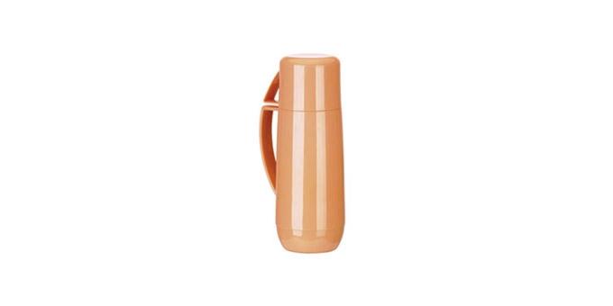 TESCOMA termoska s hrníčkem FAMILY PASTEL 0.75 l, oranžová