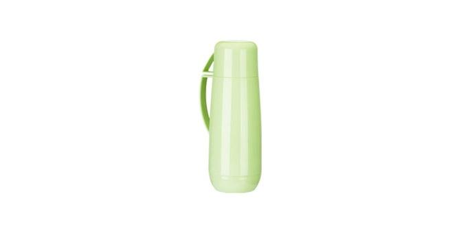 TESCOMA termoska s hrníčkem FAMILY PASTEL 0.75 l, světle zelená