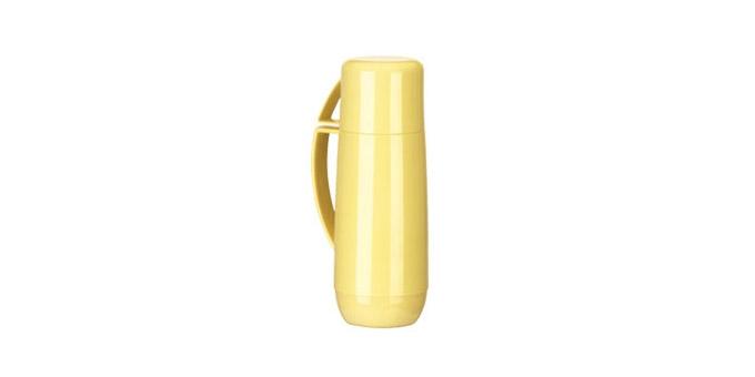 TESCOMA termoska s hrníčkem FAMILY PASTEL 1.0 l, žlutá