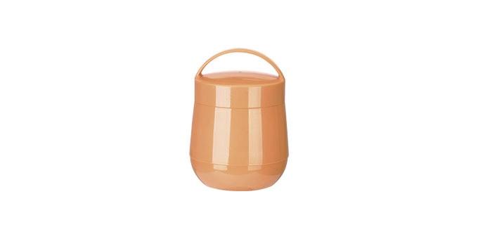 TESCOMA termoska na potraviny FAMILY PASTEL 1.0 l, oranžová