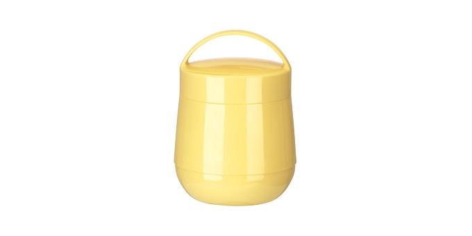 TESCOMA termoska na potraviny FAMILY PASTEL 1.4 l, žlutá