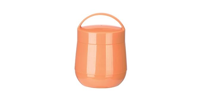 TESCOMA termoska na potraviny FAMILY PASTEL 1.4 l, oranžová