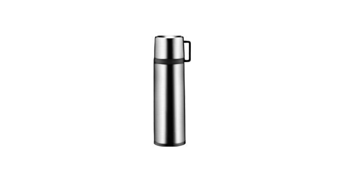 Termoska s hrníčkem CONSTANT 0.5 l, nerez