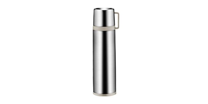 TESCOMA termoska s hrníčkem CONSTANT MOCCA 1.0 l, nerez