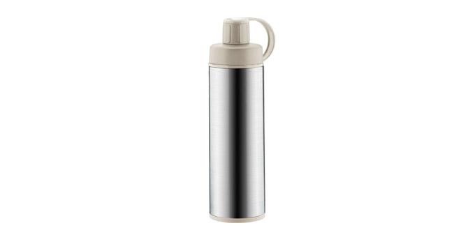 Termos p/ desporto com filtro CONSTANT MOCCA 0.5 l, aço inoxidável