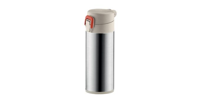 Sport termoska so zámkom CONSTANT MOCCA 0.5 l, nerez