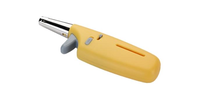 TESCOMA plynový zapalovač PRESTO, kompaktní, žlutá