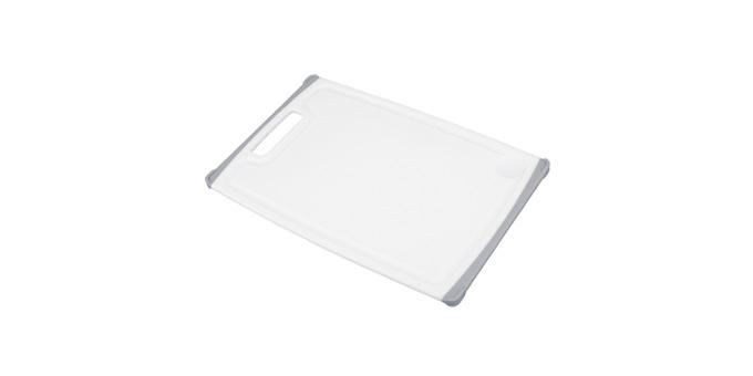 TESCOMA krájecí deska COSMO 26x16 cm, šedá