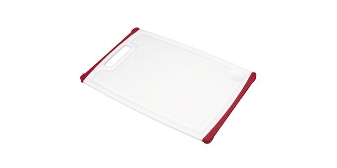 TESCOMA krájecí deska COSMO 30x20 cm, červená