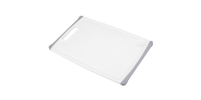 TESCOMA krájecí deska COSMO 30x20 cm, šedá