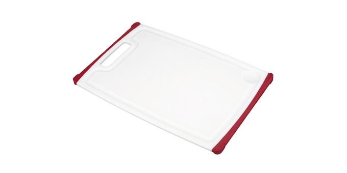 TESCOMA krájecí deska COSMO 36x24 cm, červená