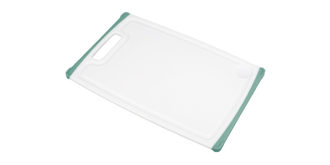TESCOMA krájecí deska COSMO 40x26 cm, zelená