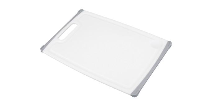TESCOMA krájecí deska COSMO 40x26 cm, šedá