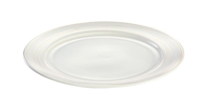 Mělký talíř OPUS GOLD ø 27 cm