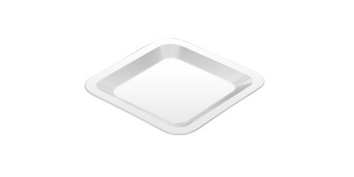 Dezertní talíř GUSTITO 20x20 cm