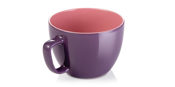 Extragroße Tasse CREMA SHINE
