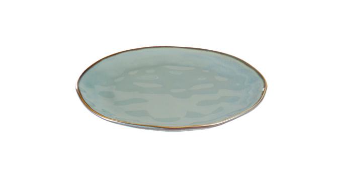 TESCOMA dezertní talíř LIVING ø 21 cm, zelená