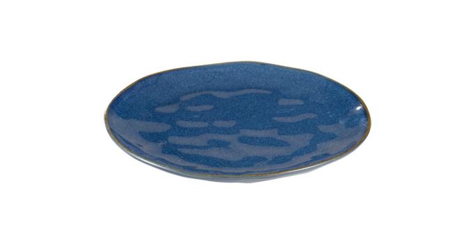 TESCOMA dezertní talíř LIVING ø 21 cm, modrá