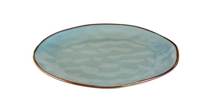 TESCOMA mělký talíř LIVING ø 26 cm, zelená
