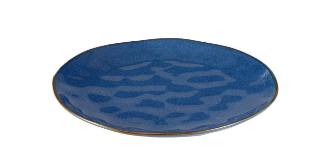 TESCOMA mělký talíř LIVING ø 26 cm, modrá
