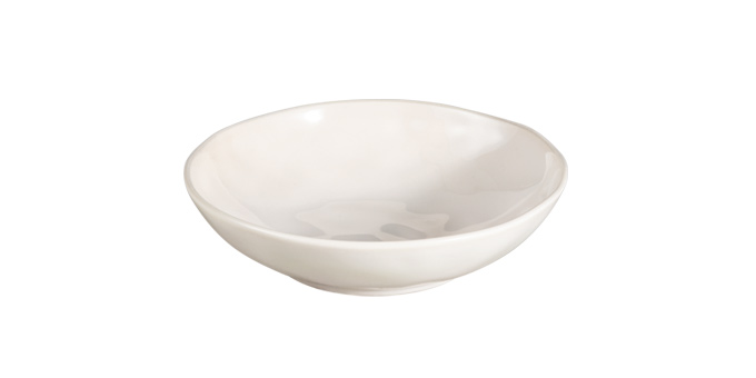 TESCOMA hluboký talíř LIVING ø 19 cm, bílá