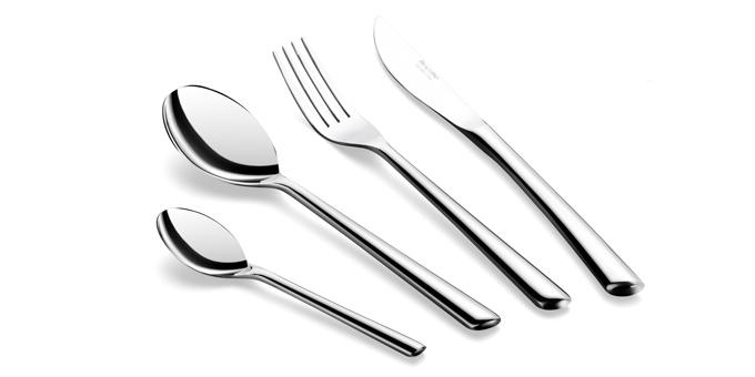 TESCOMA jídelní příbor TOSCANA, souprava 24 ks