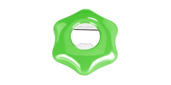 TESCOMA otvírák na PET láhve a korunkové uzávěry Duopener PRESTO, zelená