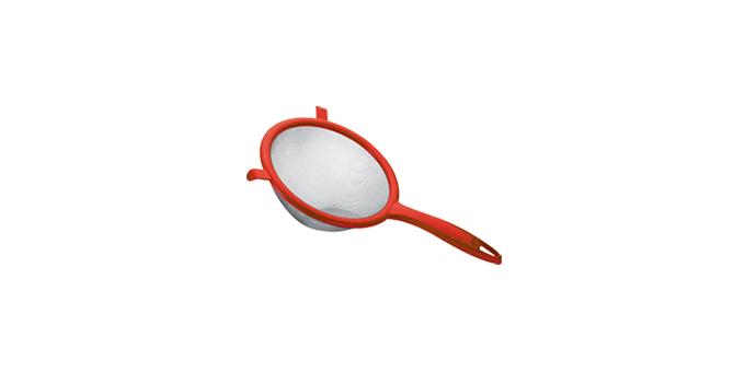 TESCOMA sítko PRESTO ø 8 cm, červená
