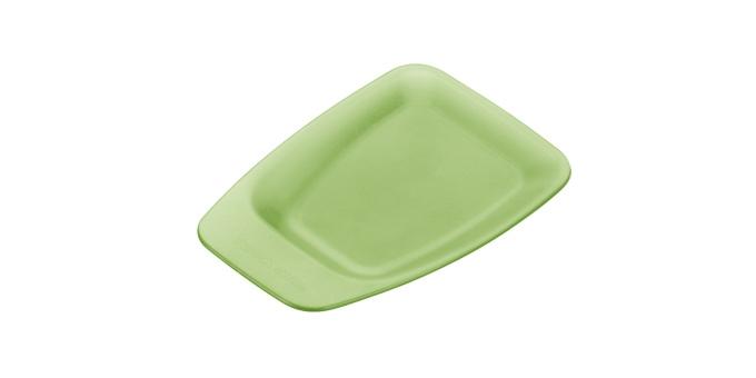 TESCOMA odkládací tácek na čajové sáčky PRESTO, 2 ks, zelená