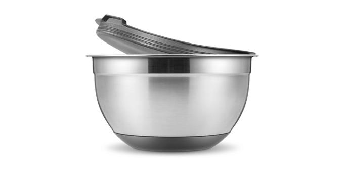 Miska z wieczkiem GrandCHEF ø 24 cm, 5,0 l