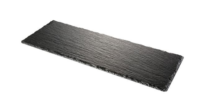 Tábua de ardósia GrandCHEF 40 x 14 cm