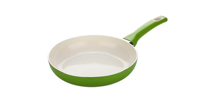 TESCOMA pánev FUSION ø 28 cm, zelená