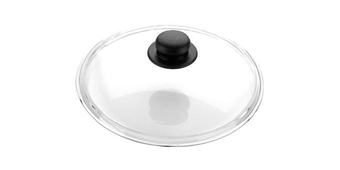 Glasdeckel UNICOVER ø 30 cm