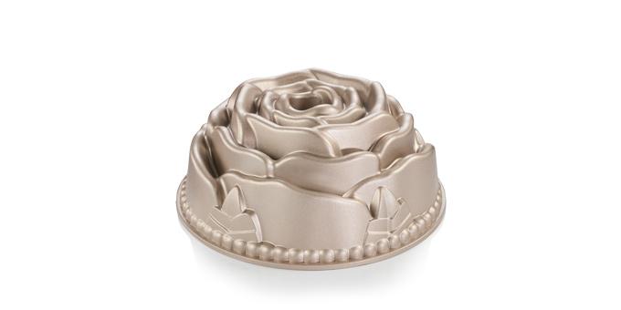 Tescoma forma bábovka vysoká DELÍCIA ø 24 cm, ruža