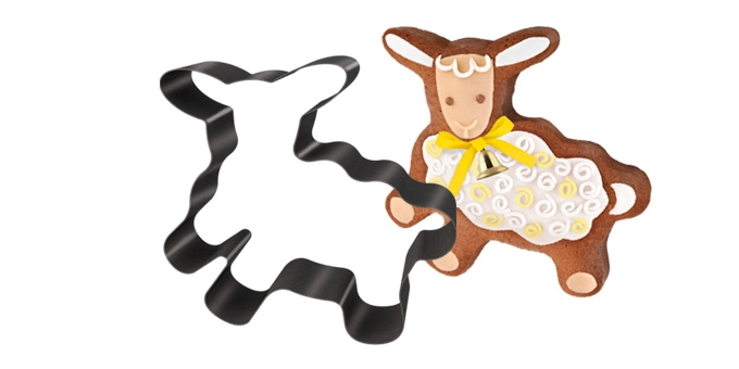 TESCOMA forma na pečení/vykrajovátko Velikonoční ovečka DELÍCIA