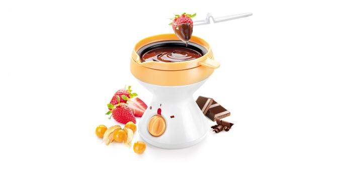 Fondue de chocolate DELÍCIA