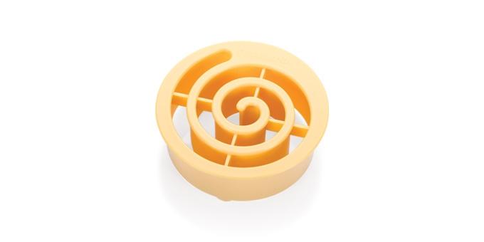 Utensilio para pan DELÍCIA, espiral