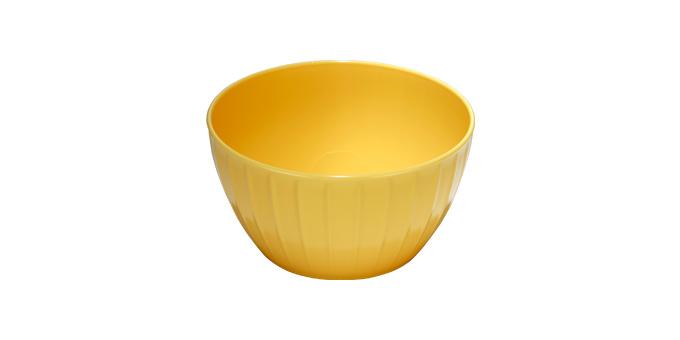 TESCOMA mísa plastová DELÍCIA ø 18 cm, 1.5 l, žlutá