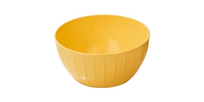 TESCOMA mísa plastová DELÍCIA ø 22 cm, 2.5 l, žlutá