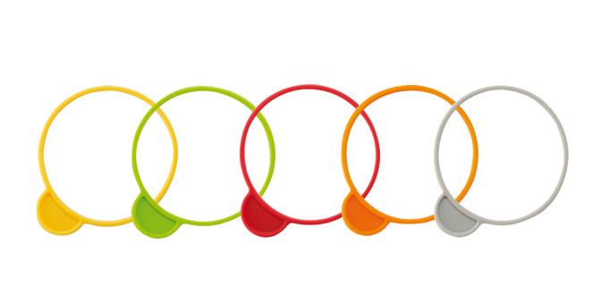 E-shop Tescoma gumičky na pečení DELÍCIA, 5 ks