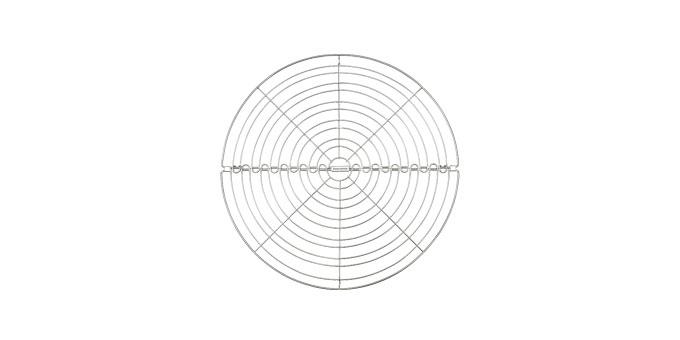 Podstawka składana DELÍCIA ø 32 cm