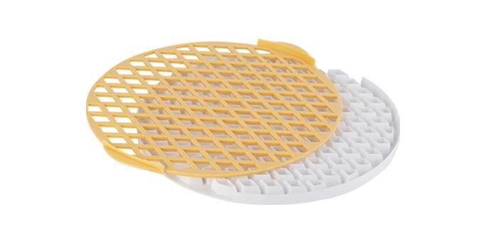 Vykrajovací forma mřížková DELÍCIA ø 30 cm