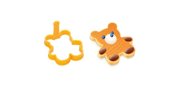 TESCOMA univerzální formička pro kluky DELÍCIA KIDS, oranžová