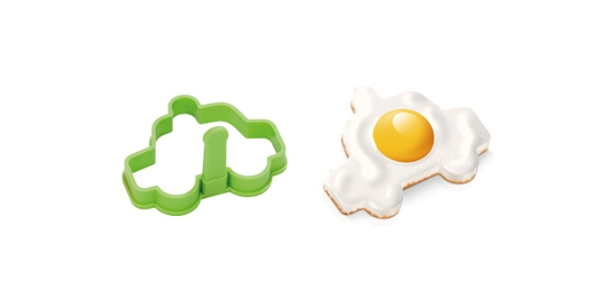 TESCOMA univerzální formička pro kluky DELÍCIA KIDS, zelená